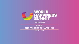 Panel: The Practice of Happiness