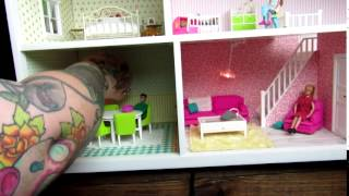 Smaland Doll House By Lundby