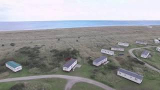 Dornoch caravan park
