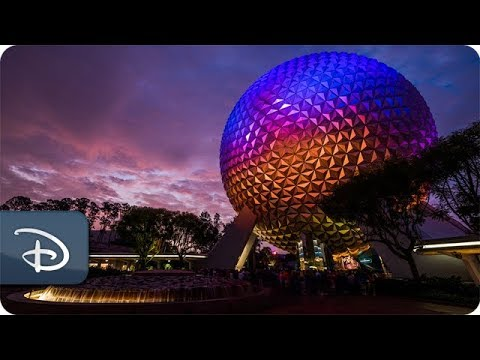 #DisneyParksLIVE: Sunrise at Epcot | Walt Disney World