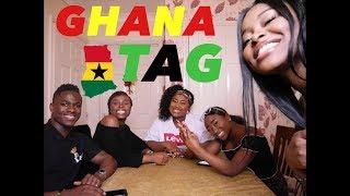 THE GHANA TAG FT AMAKAY TALKS, VON'JAI & FRIENDS