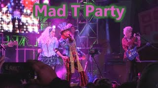 Mad T Party THE OFFICIAL RETURN! - Disneyland