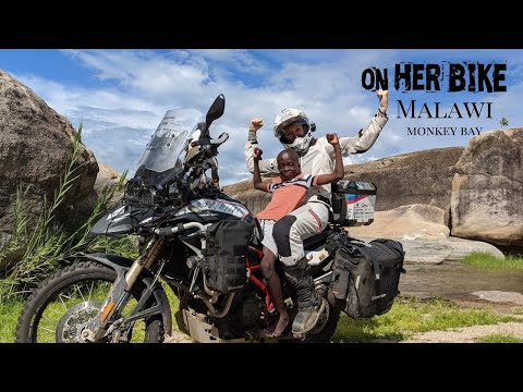 A Story of Friendship with a Malawian Boy. Overlanding Africa on a Motorcycle. EP 97