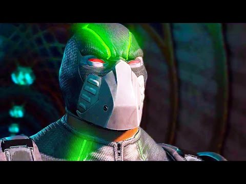 INJUSTICE 2 Villains Gameplay Trailer (2017) PS4 / Xbox One