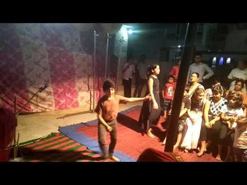 My bhangre boy rising bhangra star performing bhangra on baisakhi celebration in ekta colony