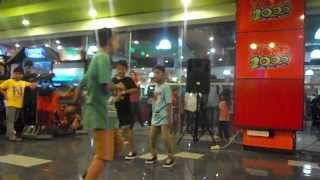 blues fams swag dance crew blok m square