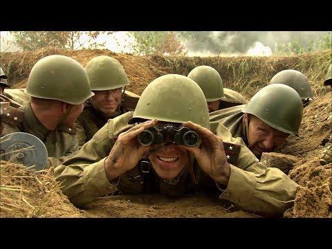 ВОЙНА ГЛАЗАМИ СОЛДАТА! 1 СЕРИЯ! Три Дня Лейтенанта Кравцова. Выжить любой ценой. Русский сериал.