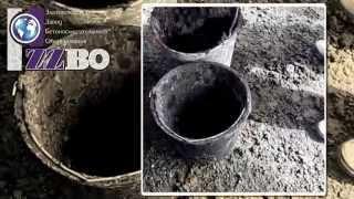Перемешивание бурового шлама. Опыты переработки и утилизации нефтяного шлама(Рециклинг и утилизация с переработкой бурового нефтяного шлама методом перемешивания с цементом в двухвал..., 2015-08-07T05:23:41.000Z)