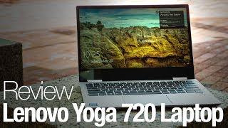 Lenovo Yoga 720 2-in-1 Laptop Review
