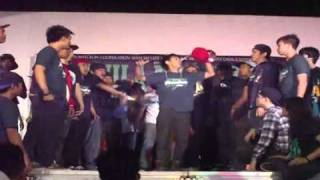 Manila Madnezz 2: Duel: Kid Vengeance vs Jr Massacre (9th battle)