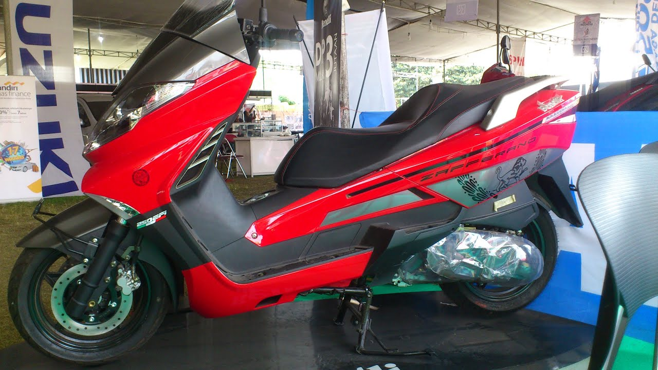 Matic Benelli Zafferano 250 EFI