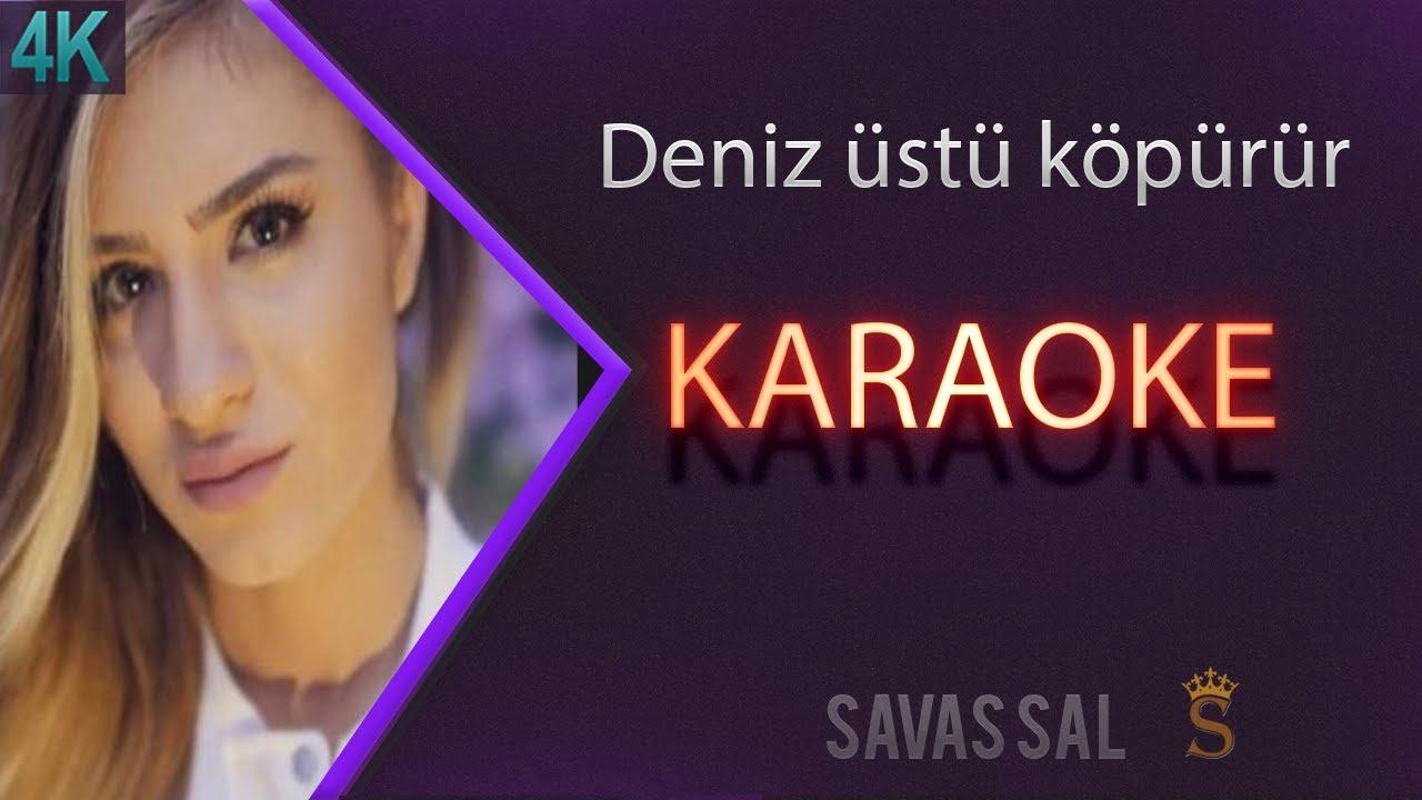 Koyverdun Gittun Beni Gelavera Deresi Karaoke 4k Youtube