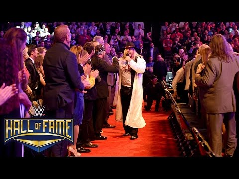 "Michael Hayes goes ""bad"" with an impromptu concert: 2016 WWE Hall of Fame on WWE Network"