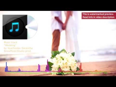 Wedding Instrumental Music And Gentle Background