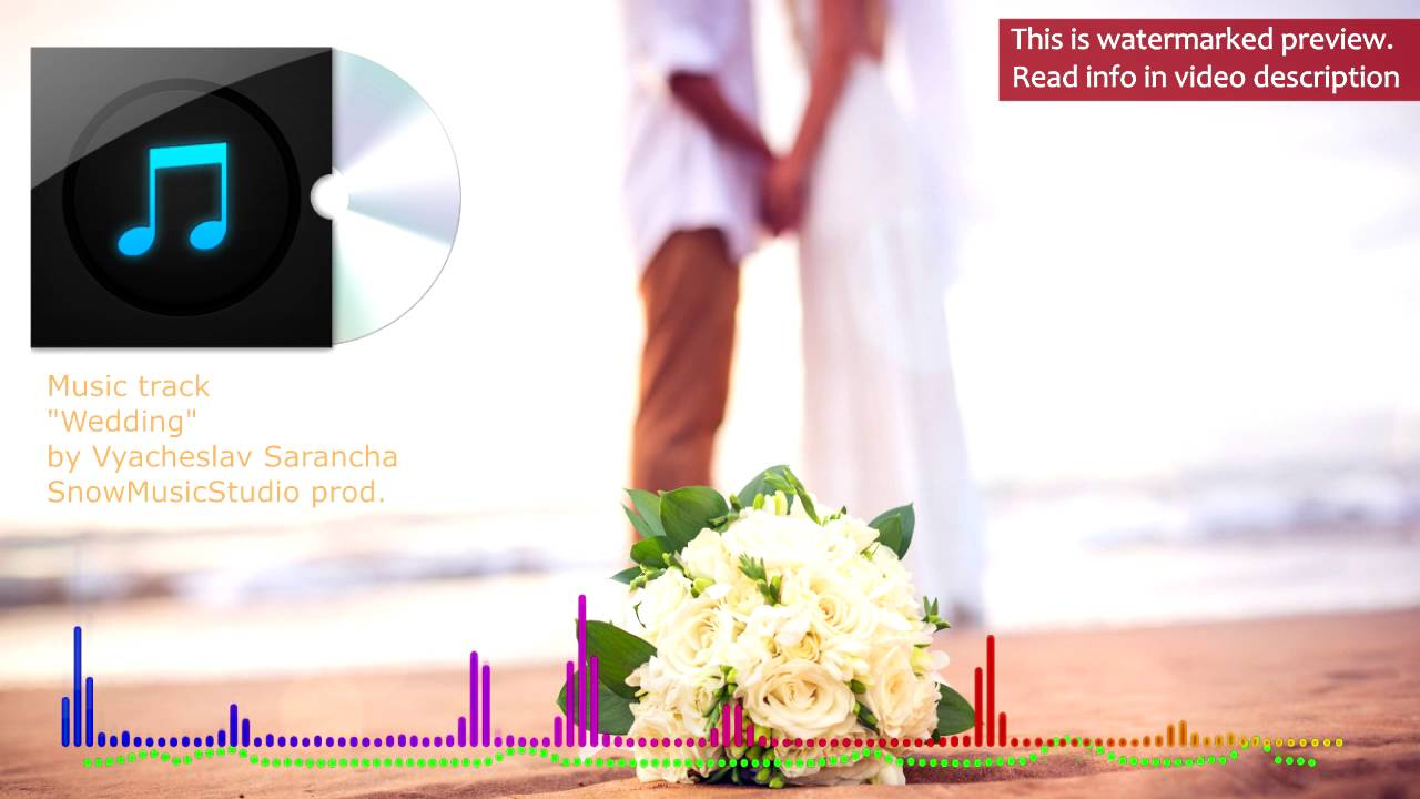 Wedding Instrumental Music And Gentle Background You