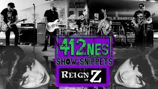 412nes: Show Snippets: Reign of Z!