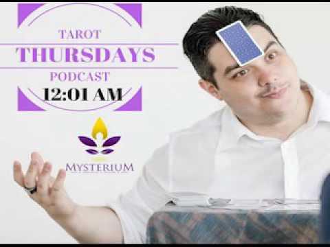 Tarot Thursdays With Rob Rubin of Mysterium Philippines