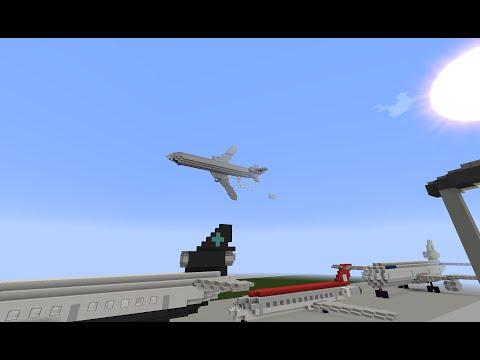Minecraft: Air-Crash Investigation | American Airlines Flight 191
