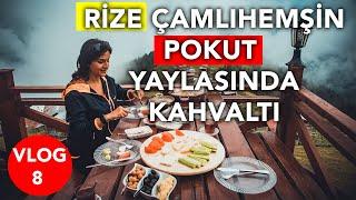 Rize - Pokut Yaylası