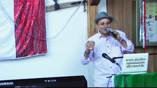 Nicolo singt im Kur-Gutshof-Camping Arterhof 01