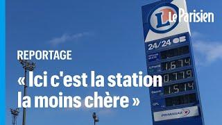 Avec son essence à prix coûtant, cette station parisienne fait le plein de clients