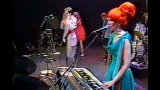 "The B 52´s in Dortmund 1983 ""Dance This Mess Around"""