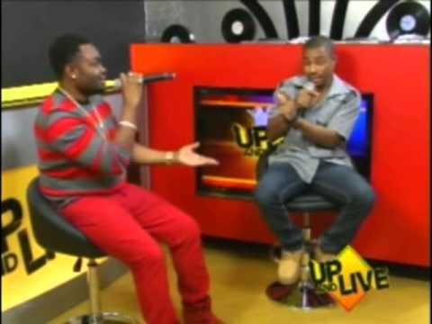 Rickey Teetz Interview With Zj Rush [HYPE TV JAMAICA] 2013
