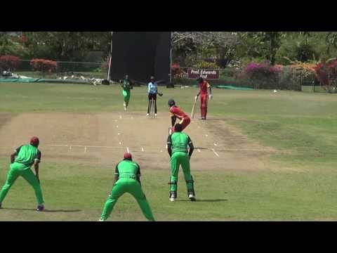 CounterPoint Wanderers vs Maple 50 over May 20th 2017 (1st Inn)