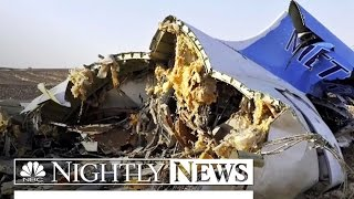 Investigators Search For Clues on Why Plane Plummeted in Midair | NBC Nightly News