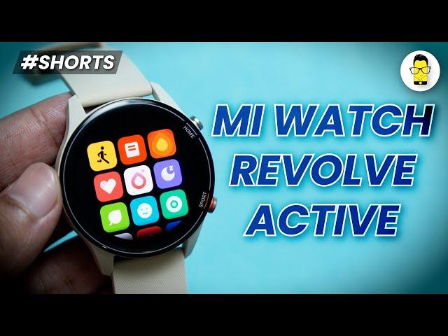 #Shorts | Mi Watch Revolve Unboxing!