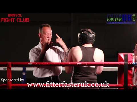 White Collar Boxing - Daniel Ali VS Neil Ross Full Fight