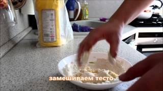 Куриный суп с домашней лапшой видео рецепт