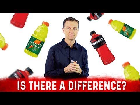 Powerade vs Gatorade: Which is Worse?