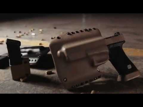 DSG Alpha Holsters - Manufacturing Process