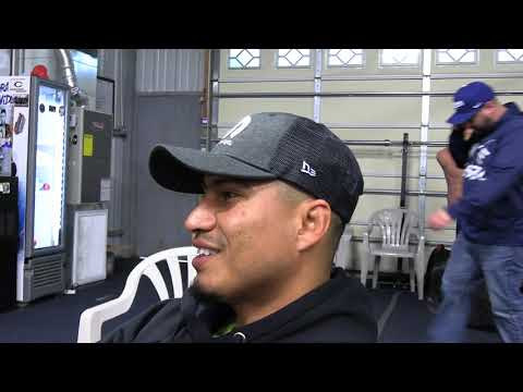 "mikey-garcia-on-teofimo-vs-lomachenko---""very-close-fight""-esnews-boxing"