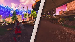 *NEW* GET FULLY UNDER TILTED TOWERS USING THIS INSANE GLITCH ON FORTNITE - FORTNITE GLITCHES 2018