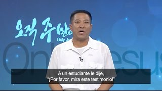 ¡Un gánster se encuentra con Jesús resucitado! , Jinhyun Cho, Iglesia Hanmaum