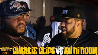 CHARLIE CLIPS VS AH DI BOOM RAP BATTLE - RBE