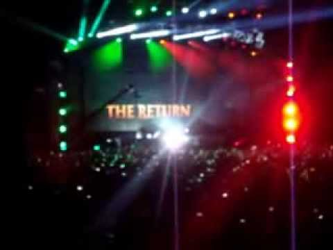 Dash Berlin in Mexico City Arena - #Musicislife 2013