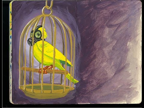 Global Dissident Voices - Dan Roodt, South Africa, A Canary in the Coal Mine