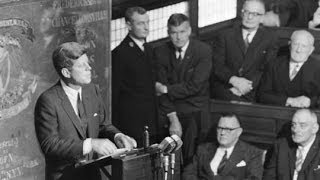 JFK Address | Irish Parliament | Dublin Ireland June 28 1963
