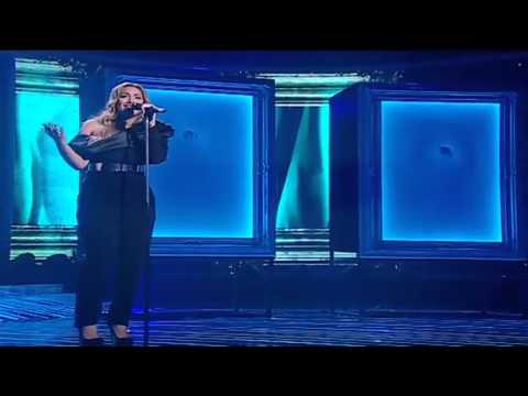 Leona Lewis Bleeding Love Live The X Factor 2013 HD