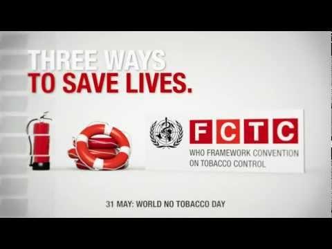 WHO: World No Tobacco Day 2011 PSA