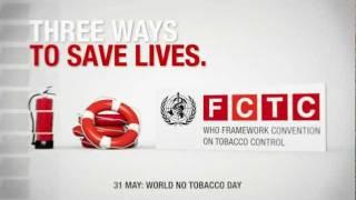 World No-Tobacco Day [WHO] - 31 May