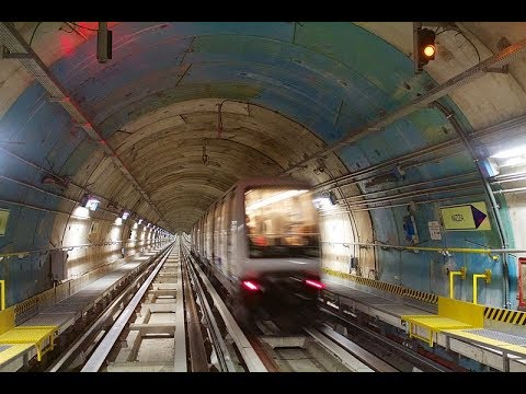 Places to see in ( Turin - Italy ) Metropolitana di Torino