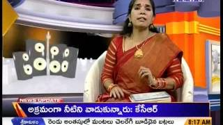 Carnatic Singer and Guru Kalyani Dwibhashyam in Coffee With Sowjanya Part-2