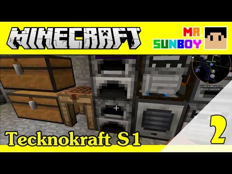 Tecknokraft S1E2: เข้าสู่ระบบพลังงาน, เพิ่มแร่เป็น 2 เท่า
