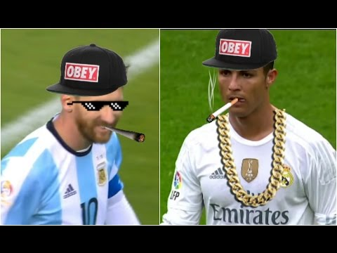Lionel Messi & Cristiano Ronaldo ● Best Thug Life Compilation | HD