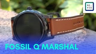 Fossil Q Marshal: Review en español