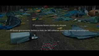 Utøya 22 de Julho - Terrorismo na Noruega - em Novembro no Cinesystem